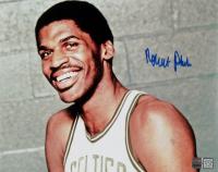 Robert Parish Signed Celtics 8x10 Photo (TriStar Hologram) at PristineAuction.com