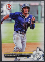 Fernando Tatis Jr. 2017 Bowman Draft #BD71 RC at PristineAuction.com