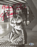 "Michael Culver Signed ""The Empire Strikes Back"" 8x10 Photo Inscribed ""Capt. Needa"" (Beckett COA) at PristineAuction.com"