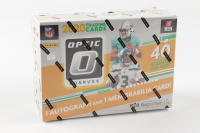 2020 Donruss Optic Football Mega Box with (10) Packs (See Description) at PristineAuction.com