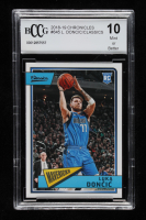 Luka Doncic 2018-19 Panini Prizm #280 RC (BCCG 10) at PristineAuction.com
