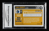 Luka Doncic 2018-19 Panini Chronicles #645 Classics RC (BCCG 10) at PristineAuction.com