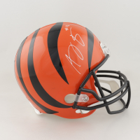 A. J. Green Signed Bengals Full-Size Helmet (JSA COA) (See Description) at PristineAuction.com