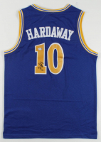 Tim Hardaway Signed Warriors Jersey (PSA COA) at PristineAuction.com