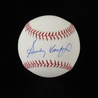 Sandy Koufax Signed OML Baseball (JSA LOA) at PristineAuction.com