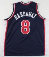 Tim Hardaway Signed Jersey (PSA COA) at PristineAuction.com
