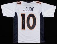 Jerry Jeudy Signed Jersey (JSA COA) at PristineAuction.com
