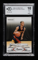 Stephen Curry 2009-10 Prestige #157 RC (BCCG 10) at PristineAuction.com