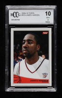 James Harden 2009-10 Topps #319 RC (BCCG 10) at PristineAuction.com