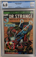 "1974 ""Dr. Strange"" Issue #1 Marvel Comic Book (CGC 6.0) at PristineAuction.com"