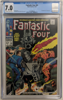 "1968 ""Fantastic Four"" Issue #80 Marvel Comic Book (CGC 7.0) at PristineAuction.com"
