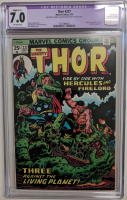 "1974 ""The Mighty Thor"" Issue #227 Marvel Comic Book (CGC Restored 7.0) at PristineAuction.com"