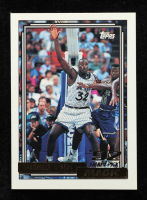 Shaquille O'Neal 1992-93 Topps Gold #362 at PristineAuction.com