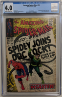 "1968 ""Amazing Spider-Man"" Issue #56 Marvel Comic Book (CGC 4.0) at PristineAuction.com"