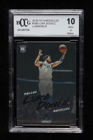 Luka Doncic 2018-19 Panini Chronicles #166 Luminance (BCCG 10) at PristineAuction.com
