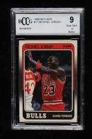 Michael Jordan 1988-89 Fleer #17 (BCCG 9) at PristineAuction.com