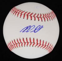 Roy Oswalt Signed OML Baseball (Beckett COA) at PristineAuction.com