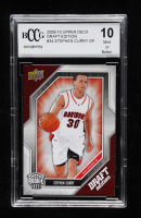 Stephen Curry 2009-10 Upper Deck Draft Edition #34 (BCCG 10) at PristineAuction.com