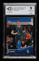 Luka Doncic 2018-19 Panini Chronicles #183 Playoff (BCCG 9) at PristineAuction.com