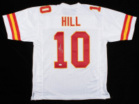 Tyreek Hill Signed Jersey (JSA Hologram) at PristineAuction.com