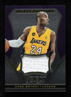 Kobe Bryant 2013-14 Panini Select Swatches #96 at PristineAuction.com