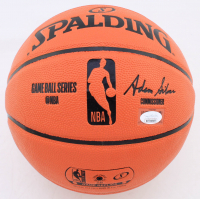 Allen Iverson Signed NBA Game Ball Series Basketball (JSA COA) at PristineAuction.com