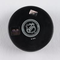 Tomas Tatar Signed Red Wings Logo Hockey Puck (COJO COA) at PristineAuction.com