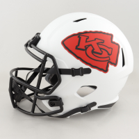 """Tyreek Hill Signed Chiefs Full-Size Lunar Eclipse Alternate Speed Helmet Inscribed """"Cheetah Speed"""" & """"SB LIV Champs"""" (JSA COA) (See Description) at PristineAuction.com"""