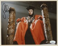"John de Lancie Signed ""Star Trek: The Next Generation"" 8x10 Photo (JSA COA) at PristineAuction.com"