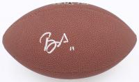 Brandon Aiyuk Signed NFL Football (Beckett COA) at PristineAuction.com