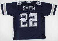 Emmitt Smith Signed Jersey (Beckett Hologram) at PristineAuction.com