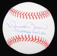 "Mariano Rivera Signed OML Baseball Inscribed ""Yankee For Life"" (JSA COA) at PristineAuction.com"