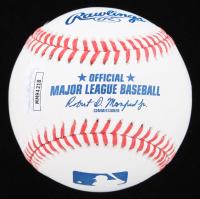 """Mariano Rivera Signed OML Baseball Inscribed """"MLB Debut 5/23/95"""" (JSA COA) at PristineAuction.com"""