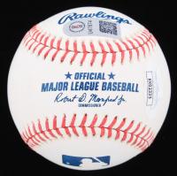Ronald Acuna Jr. Signed OML Baseball (JSA COA) at PristineAuction.com