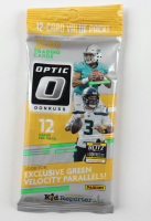 2020 Panini Donruss Optic Football Value Pack with (12) Cards at PristineAuction.com