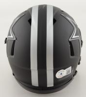 Dak Prescott Signed Cowboys Eclipse Alternate Speed Mini Helmet (Beckett Hologram) at PristineAuction.com