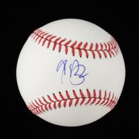 Alec Bohm Signed OML Baseball (JSA Hologram) at PristineAuction.com