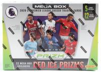 2020/21 Panini Prizm Premier League Soccer Mega Box with (12) Packs at PristineAuction.com