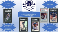 Sports Memorabilia Boxes Graded Card Mystery Box Series 7 at PristineAuction.com