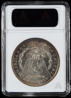 1896 Morgan Silver Dollar - VAM-1 (ANACS MS61) (Toned) at PristineAuction.com