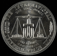 1974 1 oz. Fine Silver Bullion Round at PristineAuction.com