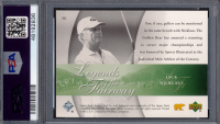 Jack Nicklaus Signed 2004 SP Authentic #38 LF (PSA Encapsulated) at PristineAuction.com