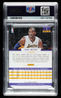 Kobe Bryant 2012-13 Panini Marquee #1 (PSA 8) at PristineAuction.com
