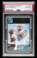 Dak Prescott 2016 Donruss #362 RR RC (PSA 10) at PristineAuction.com