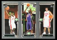 LeBron James 111 / Chris Bosh 114 / Darko Milicic 112 2003-04 Topps Rookie Matrix #JBM RC at PristineAuction.com