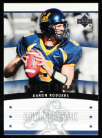 Aaron Rodgers 2005 Upper Deck Rookie Debut #126 RC at PristineAuction.com