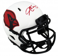 Kyler Murray Signed Cardinals Lunar Eclipse Alternate Speed Mini Helmet (Beckett COA) at PristineAuction.com