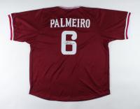 "Rafael Palmeiro Signed ""500 Home Run Club"" Jersey (JSA COA) at PristineAuction.com"