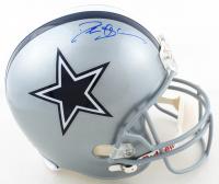 Deion Sanders Signed Cowboys Full-Size Helmet (TriStar Hologram) (See Description) at PristineAuction.com