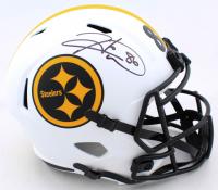 Hines Ward Signed Steelers Full-Size Lunar Eclipse Alternate Speed Helmet (Beckett Hologram) at PristineAuction.com
